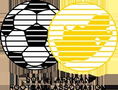 Logo SOUTH AFRICAN FOOTBALL FUßBALLNATIONALMA