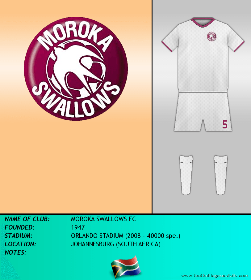 Logo of MOROKA SWALLOWS FC