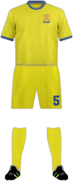 Kit NAPSA STARS F.C.