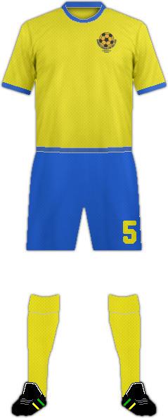Kit NCHANGA RANGERS F.C.