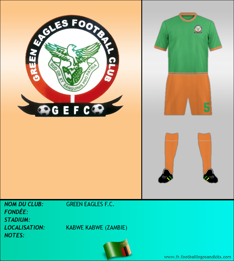 Logo de GREEN EAGLES F.C.