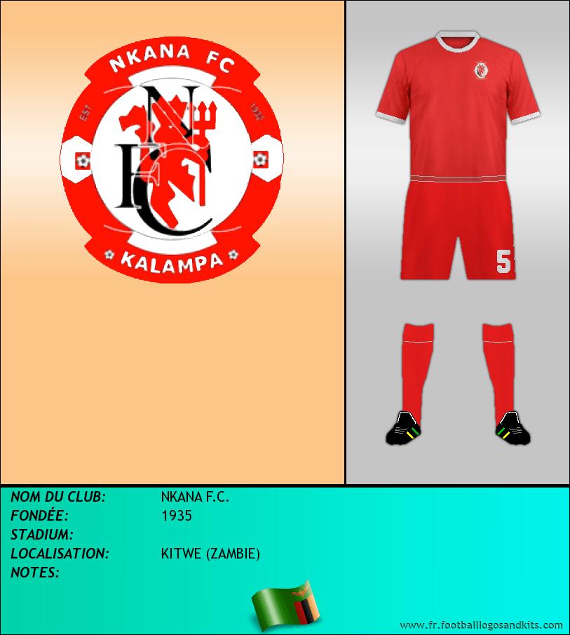 Logo de NKANA F.C.