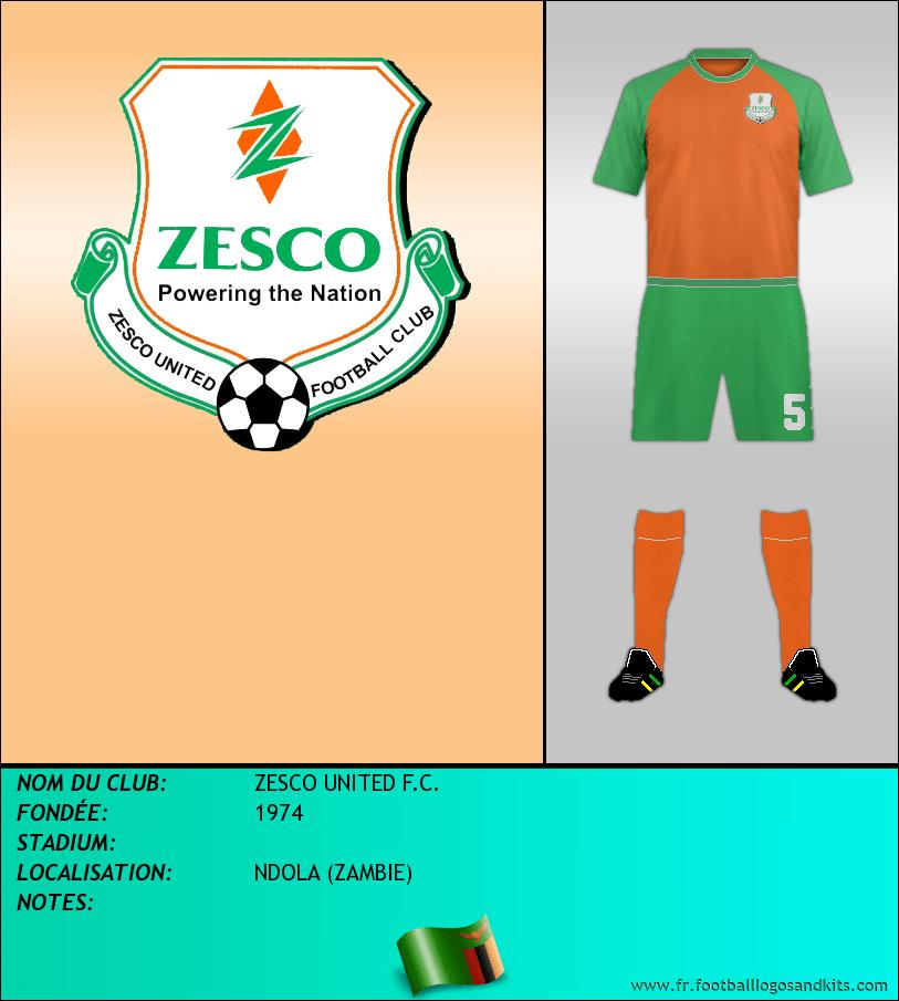 Logo de ZESCO UNITED F.C.