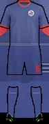 套件百慕大国家足球队
