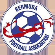 标志百慕大国家足球队