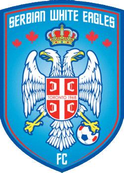 Logo of SERBIAN WHITE EAGLES FC (CANADA)