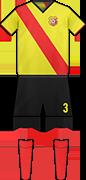 Kit CLUB SPORT HEREDIANO