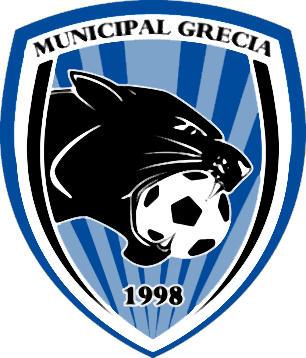 Logo of A.D. MUNICIPAL GRECIA C.F. (COSTA RICA)