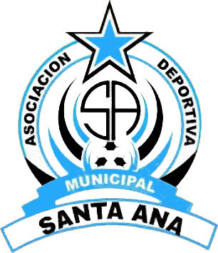 Logo of A.D.M. SANTA ANA (COSTA RICA)