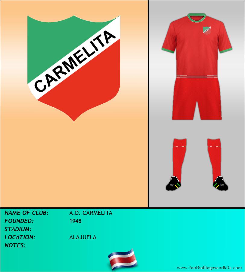 Logo of A.D. CARMELITA