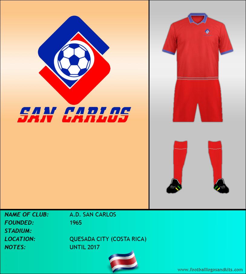 Logo of A.D. SAN CARLOS