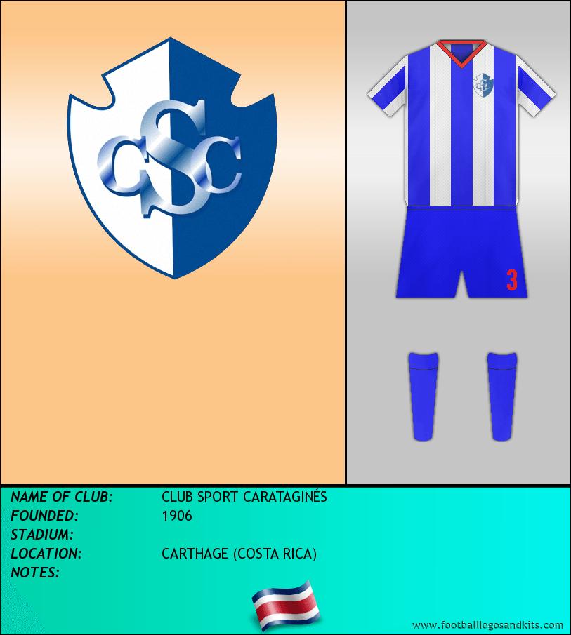 Logo of CLUB SPORT CARATAGINÉS