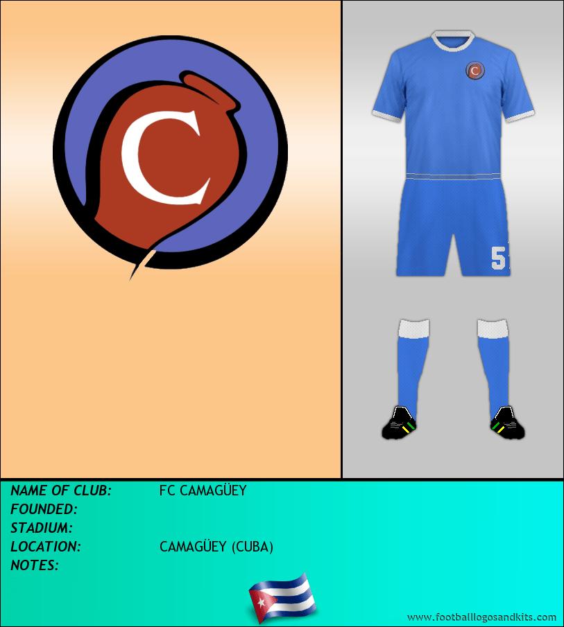 Logo of FC CAMAGÜEY