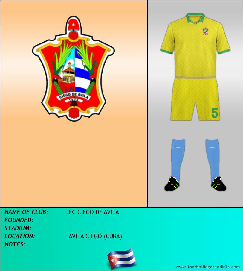 Logo of FC CIEGO DE AVILA