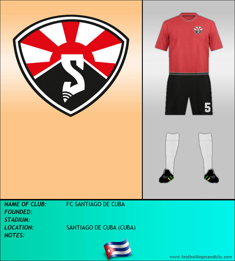 Logo of FC SANTIAGO DE CUBA