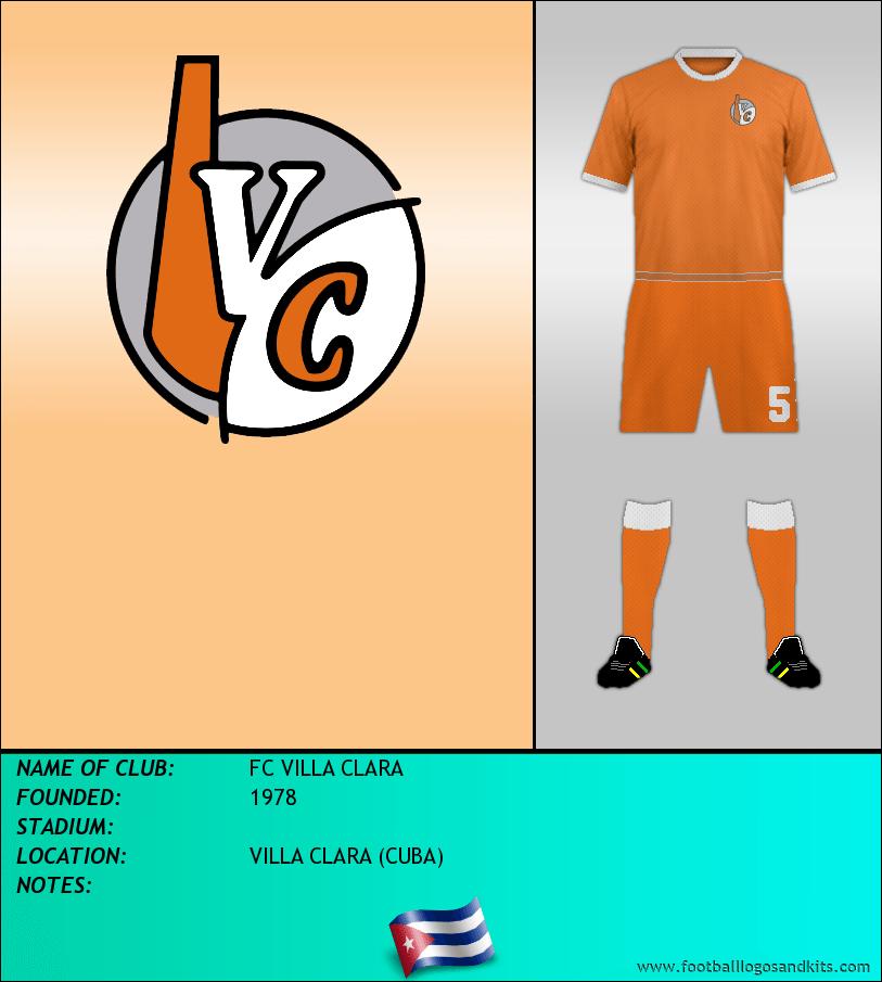 Logo of FC VILLA CLARA