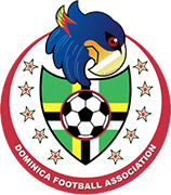 Logo di NAZIONALE DI CALCIO DELL''DOMINICA