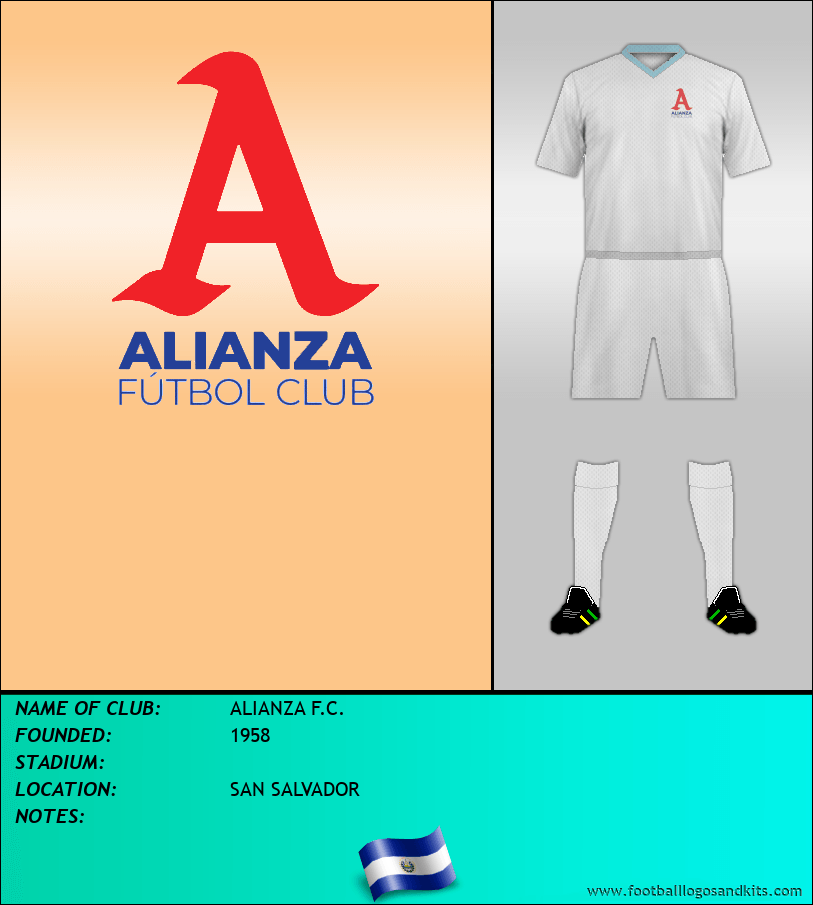 Logo of ALIANZA F.C.