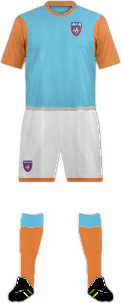 Maglie MIAMI FC