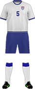 Kit  NATIONAL FOOTBALL TEAM
