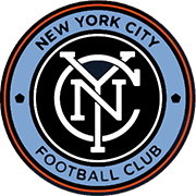 Logo of NEW YORK CITY F.C.