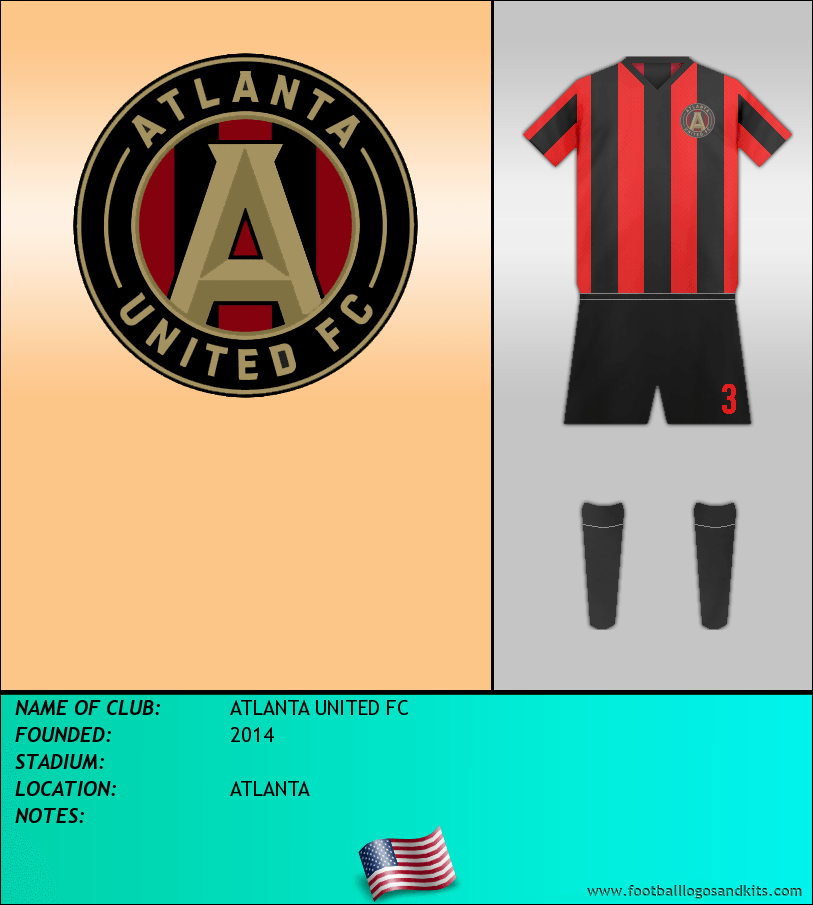 Logo of ATLANTA UNITED FC
