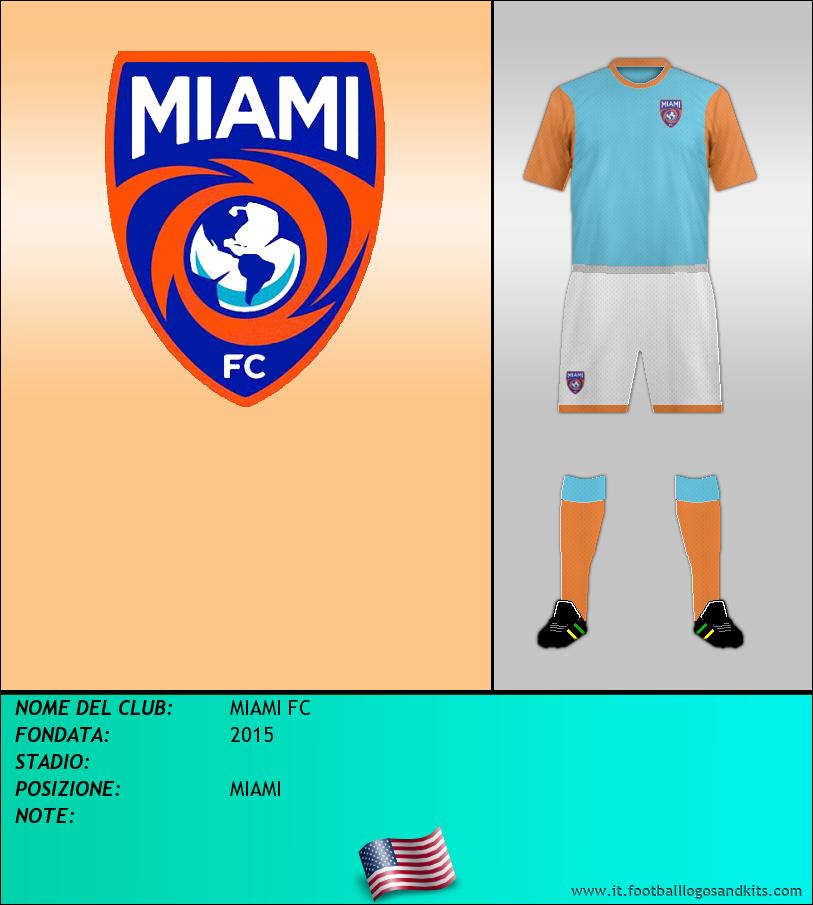 Logo di MIAMI FC
