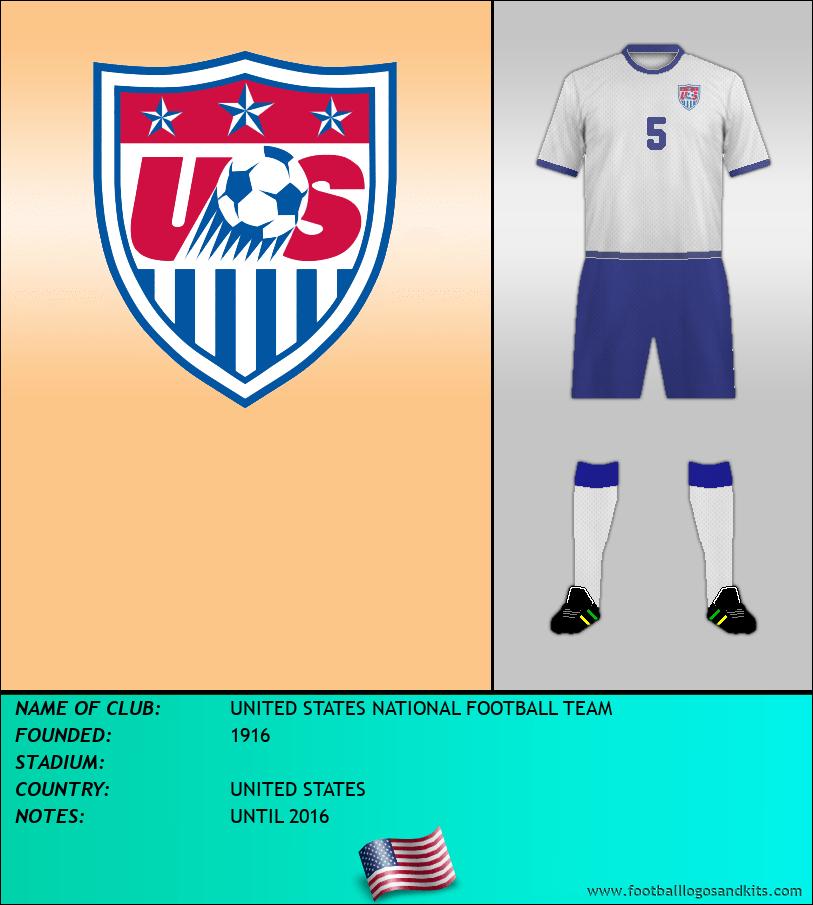 Logo of SELECCIÓN EE.UU.