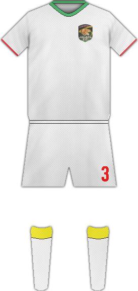 Kit C.D. JALAPA FC
