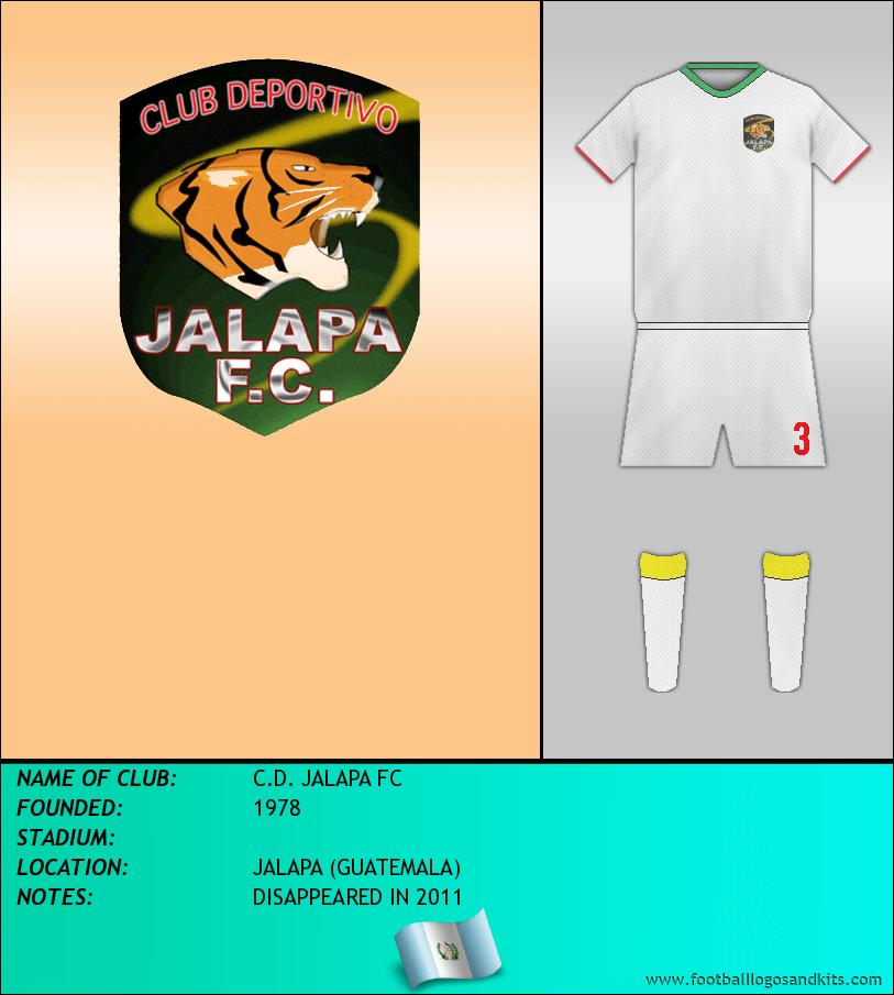 Logo of C.D. JALAPA FC