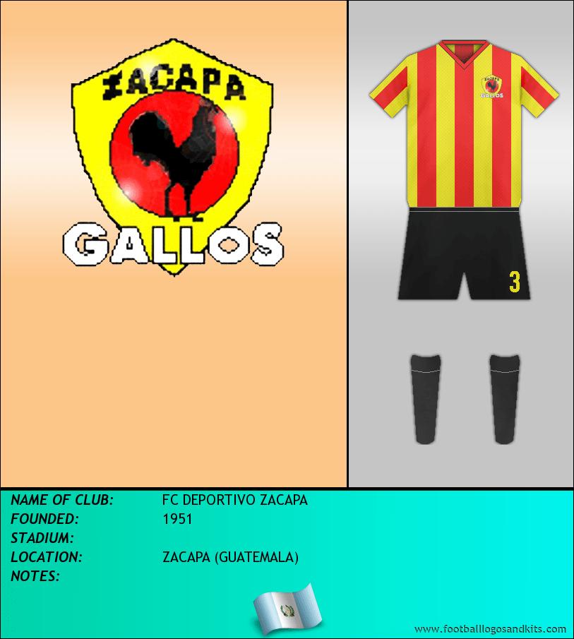 Logo of FC DEPORTIVO ZACAPA