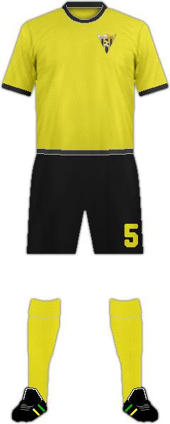 Kit DON BOSCO F.C.