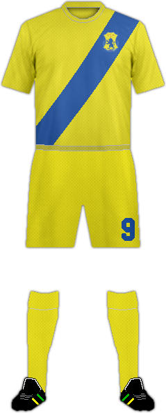 Kit RACING CLUB HAITIEN