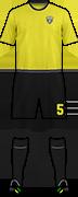 Trikot ROULADO DE LA GONÂVE F.C.