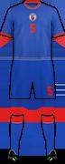 Kit  NATIONAL FOOTBALL TEAM