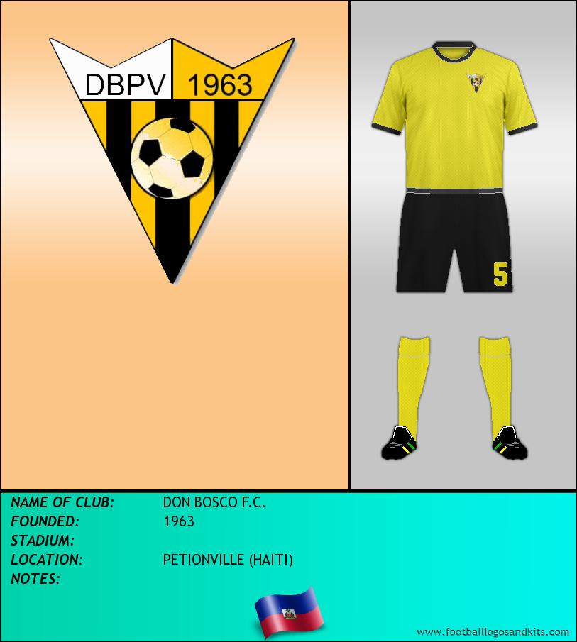 Logo of DON BOSCO F.C.