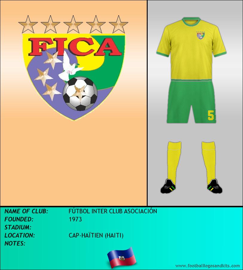 Logo of FÚTBOL INTER CLUB ASOCIACIÓN