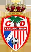 Logo of C.D. REAL SOCIEDAD