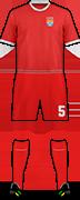 Kit CAYMAN ISLANDS NATIONAL FOOTBALL TEAM
