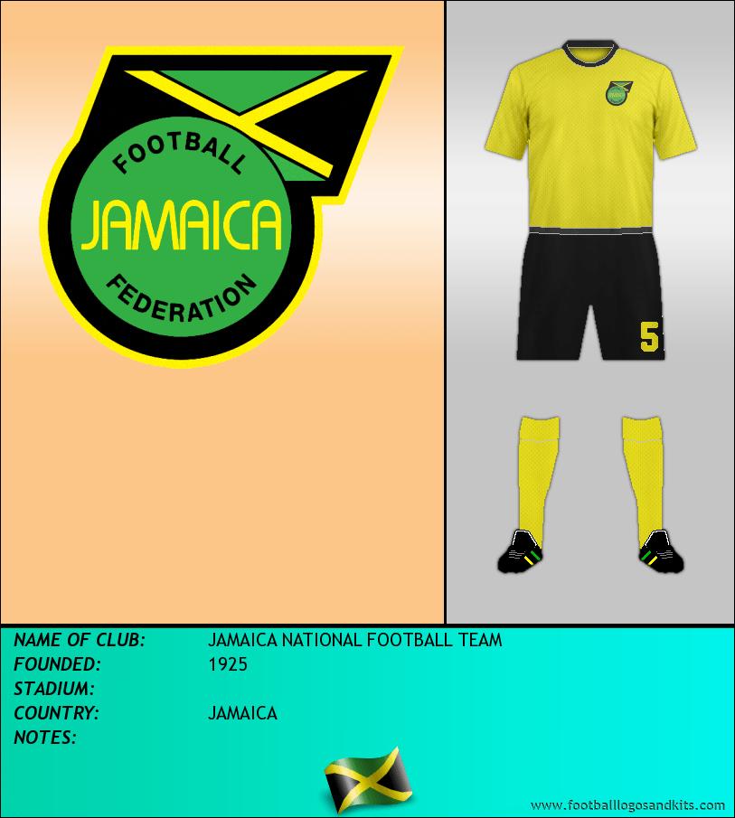 Logo of SELECCIÓN DE JAMAICA