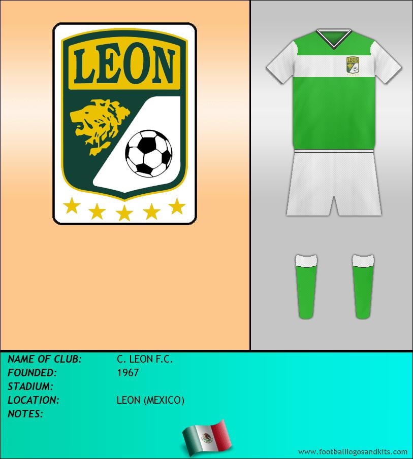 Logo of C. LEON F.C.