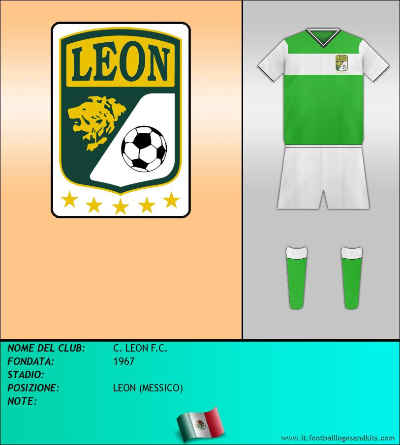 Logo di C. LEON F.C.