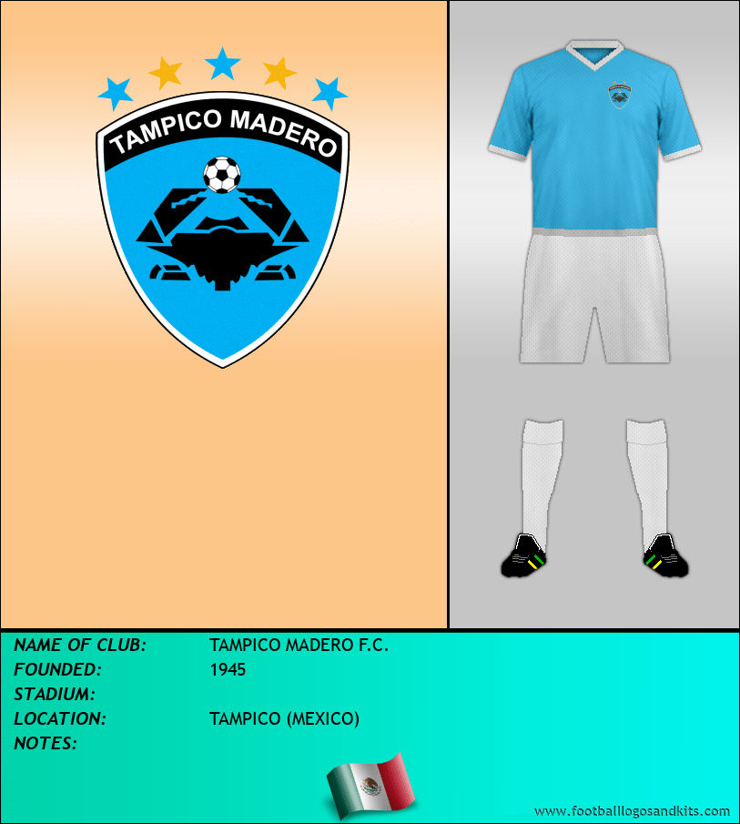 Logo of TAMPICO MADERO F.C.