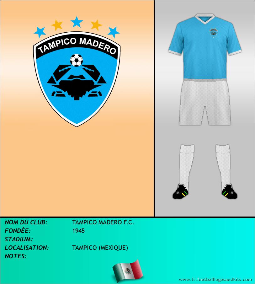 Logo de TAMPICO MADERO F.C.