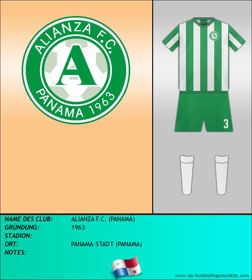 Logo ALIANZA F.C. (PANAMÁ)