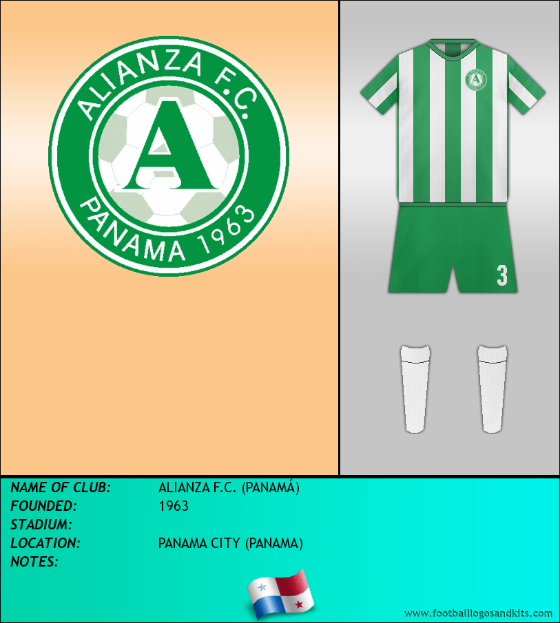 Logo of ALIANZA F.C. (PANAMÁ)