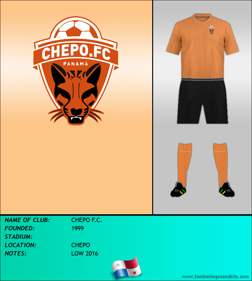Logo of CHEPO F.C.