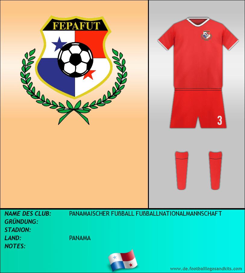 Logo SELECCIÓN PANAMEÑA DE FÚTBOL
