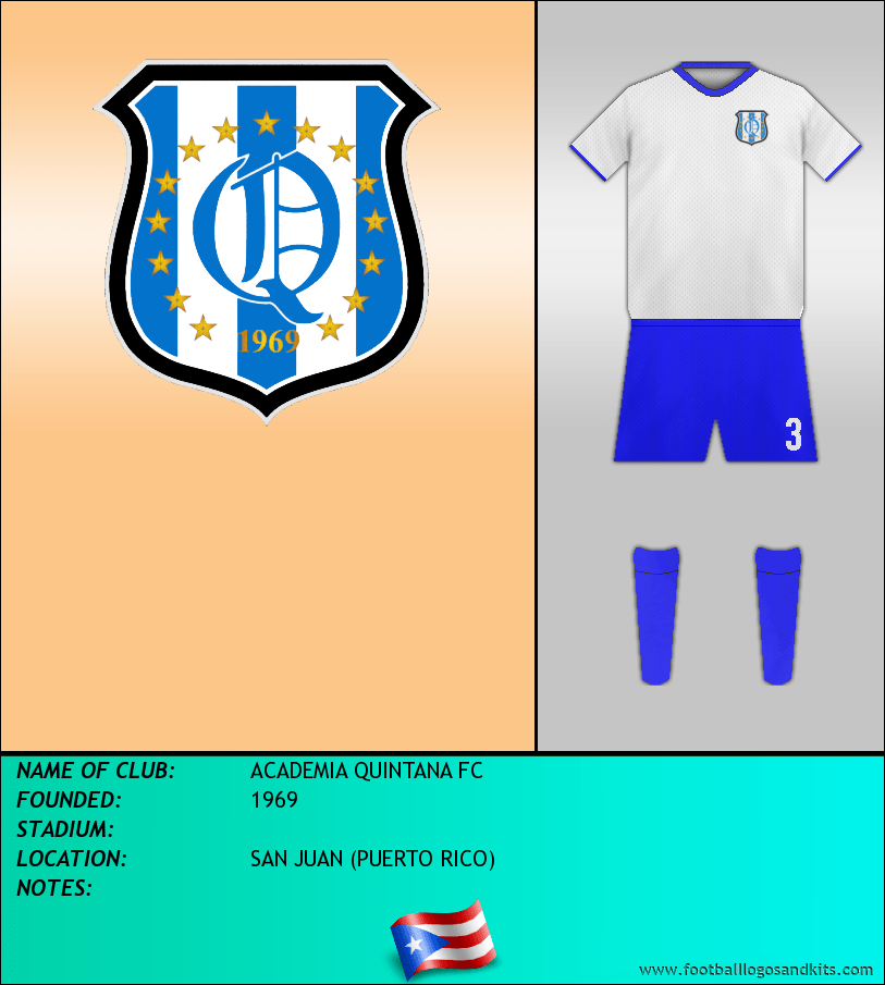 Logo of ACADEMIA QUINTANA FC
