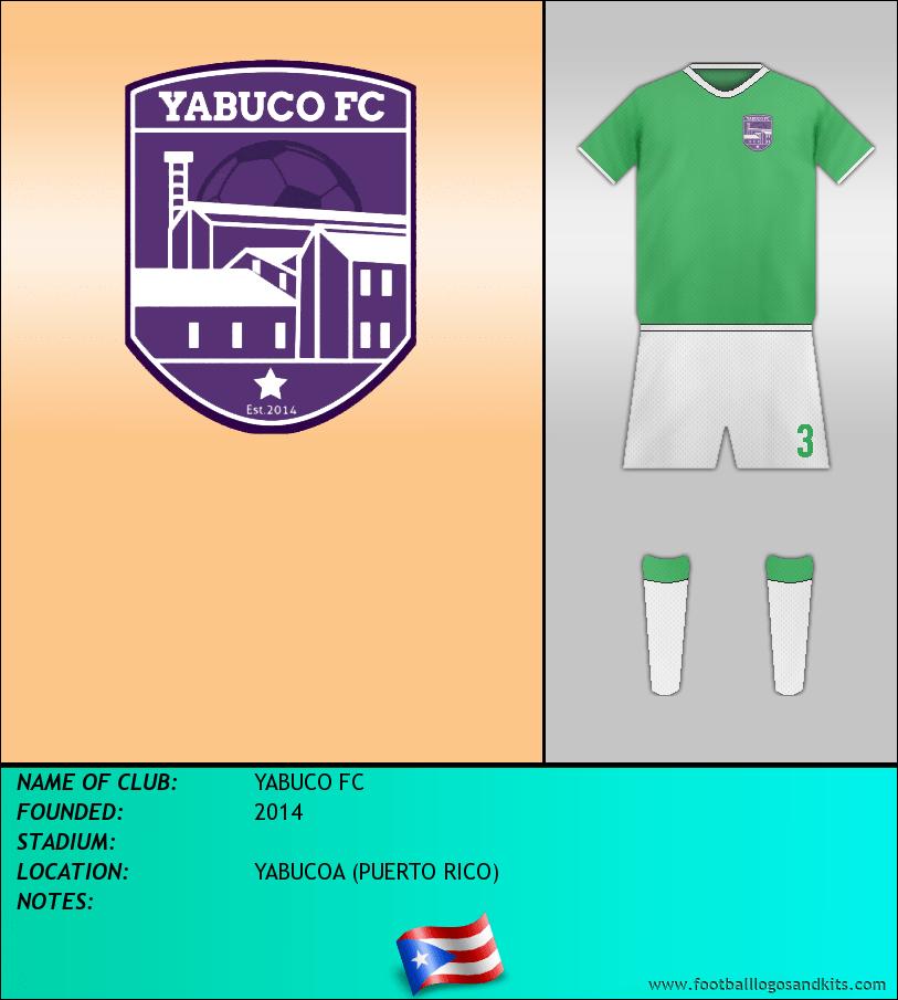 Logo of YABUCO FC